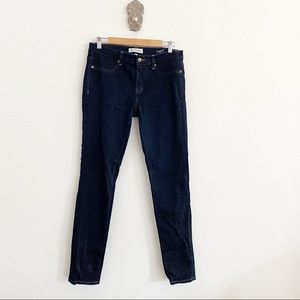 Henry & Belle Super Skinny Dark Wash